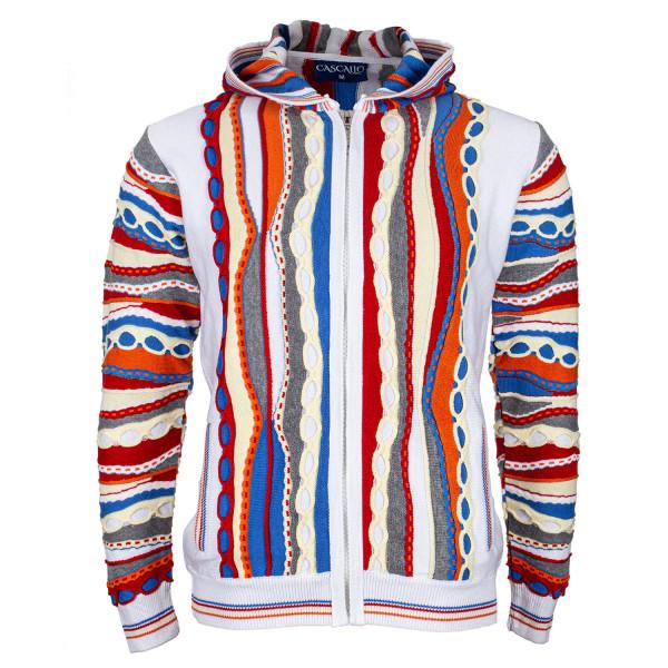 Cascallo Kapuzenpullover Carlos - Top Marken Pullover für Herren