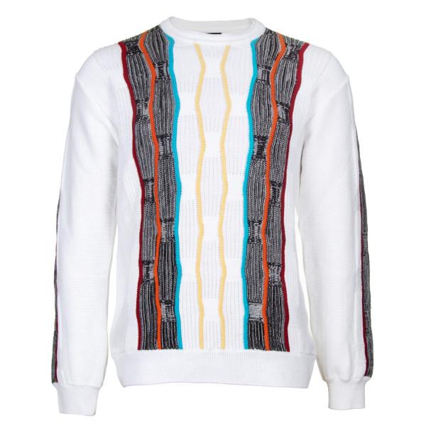 Cascallo Pullover Jacquard Stil - Marco (Vorne)