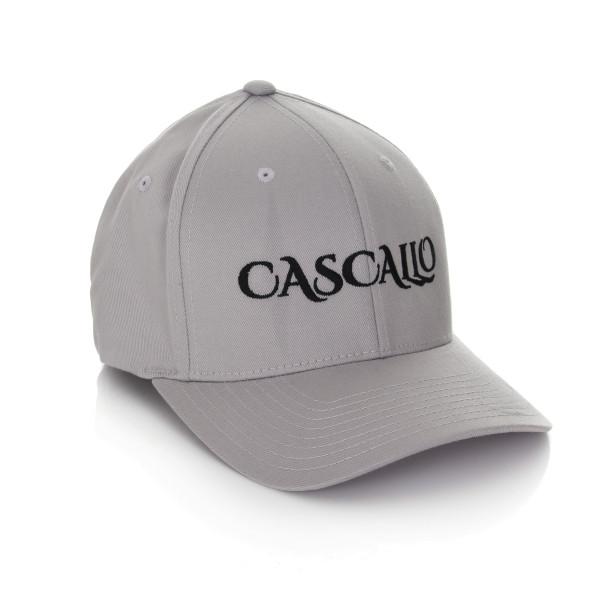 Cascallo Baseball Cap | Style: Flexfit | Farbe: Silver